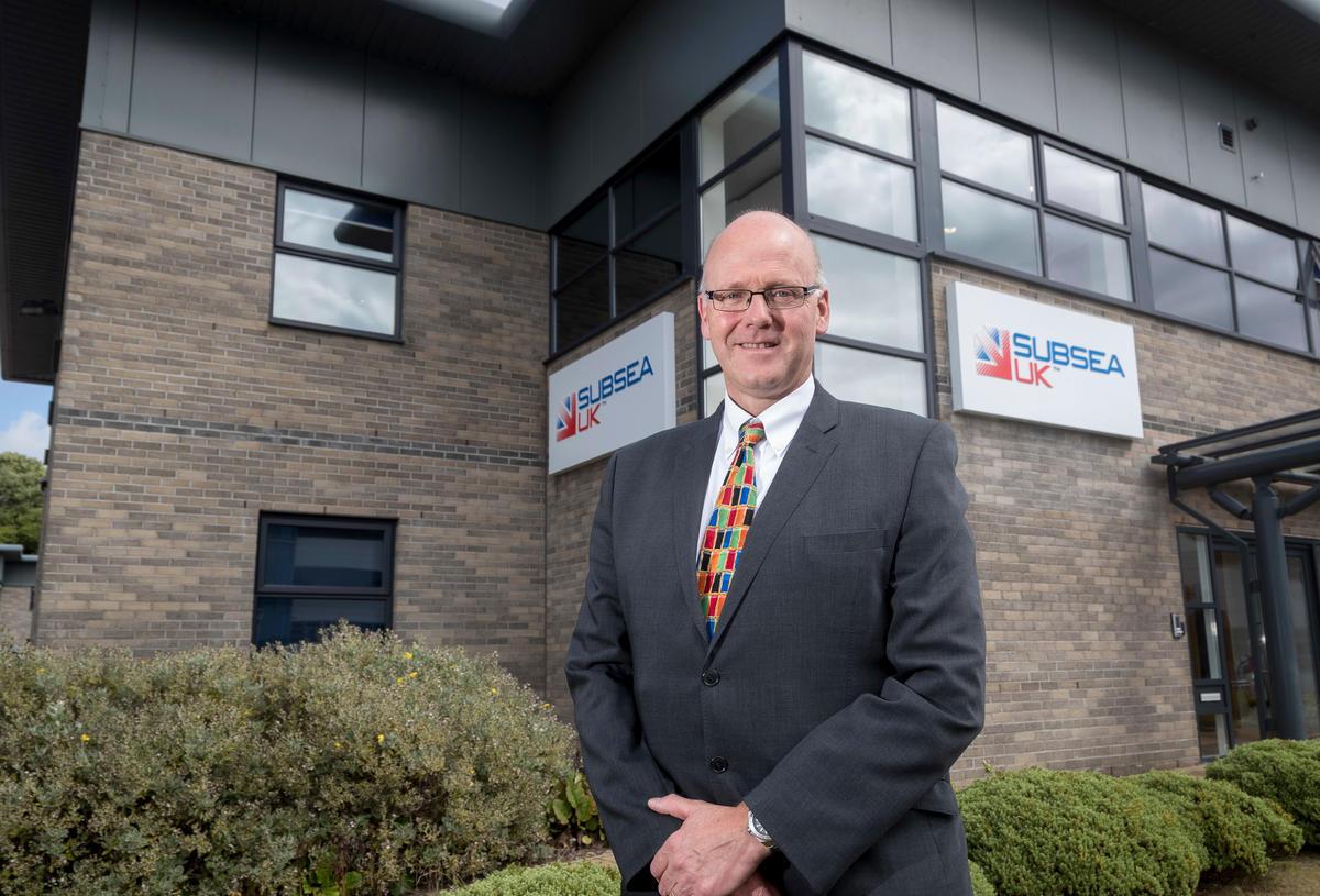 Neil Gordon, CEO.
